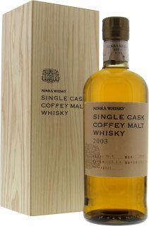 Warehouse No.4 Single Cask Coffey Malt Cask 245347 54%