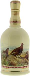 Highland Ceramic Decanter 40%The Famous Grouse -