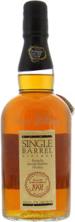 Evan Williams 1991 Single Barrel Vintage Cask 51 43.3%