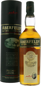 Aberfeldy - 12 Years Old Dewar's 40% NV