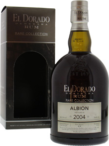 Albion 2004 Rare Collection 60.1%El Dorado -