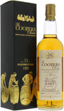1985 Cooper's Choice 15 Years Old 43%