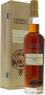 Bunnahabhain - 31 Years Old Murray McDavid Mission Cask Strength 51.9%