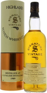 12 Years Old Signatory Vintage Cask 3241 43%