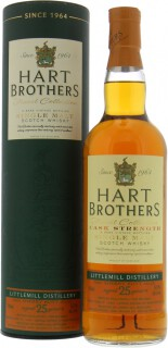 25 Years Old Hart Brothers Cask 1253 52.1%