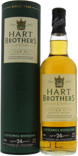 24 Years Old Hart Brothers Finest Collection 54%