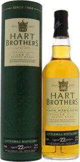 22 Years Old Hart Brothers Cask Strength 52.5%
