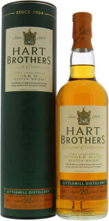 20 Years Old Hart Brothers Finest Collection 46%