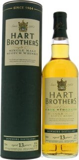 13 Years Old Hart Brothers Cask Strength 51.5%