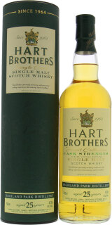 25 Years Old Hart Brothers Cask Strength 47.5%