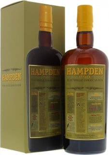 Hampden Pure Single Jamaican Rum 46%