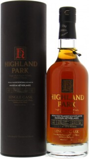 16 Years Old Single Cask 5831 for Maxxium Netherlands 58.7%