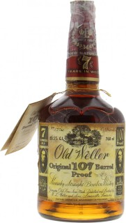 Original 107 Barrel Proof Rotation 1976 53.5%
