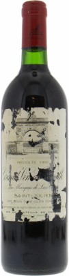 Chateau Leoville Las Cases - Chateau Leoville Las Cases 1990