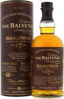 17 Years Old DoubleWood 43%