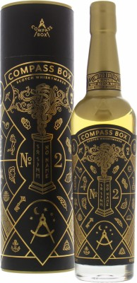 No Name 2 48.9%Compass Box -