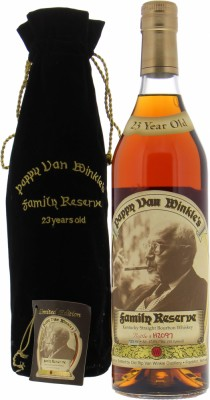 23 Year Old Family Reserve H2097 47.8%Pappy Van Winkle -
