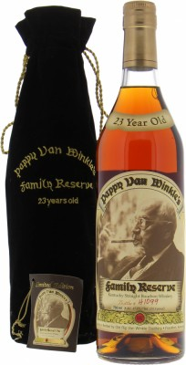 23 Year Old Family Reserve H1099 47.8%Pappy Van Winkle -