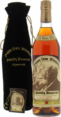 Pappy Van Winkle - 23 Year Old Family Reserve H918 47.8% NV