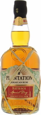 Plantation Rum - Xaymaca Special Dry 43% NV