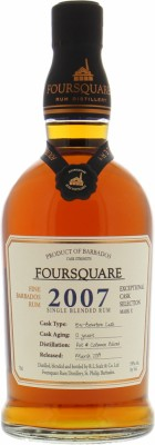 Foursquare - 12 Years Old 2007 Mark X 59% 2007