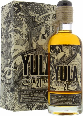 Yula - 21 Years Old Douglas Laing Chapter Two 52.3% NV