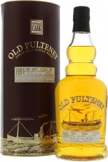 16 Years Old Single Cask 0030 57.6%