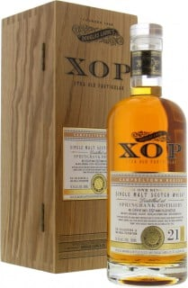 21 Years Old Douglas Laing XOP Cask DL12379 54.3%