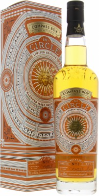 The Circle No.1 46%Compass Box -