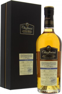 Littlemill - 28 Years Old Chieftain's Cask 103514 53.8%