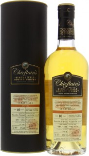 10 Years Old Chieftain's Cask  492-494 43%