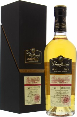 Teaninich - 20 Years Old Chieftain's Cask 302864 55%  1999