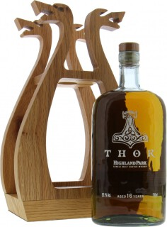 Thor 16 Years old Valhalla Collection NO BOX 52.1%