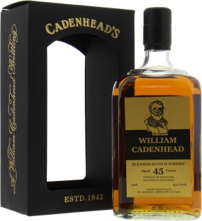 45 Years Old Blended Scotch Whisky 43.1%
