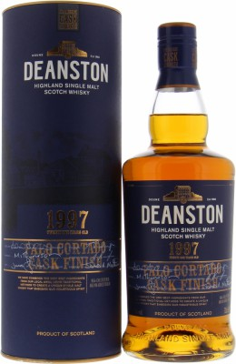 21 Years Old Palo Cortado Finish 51.8%Deanston -
