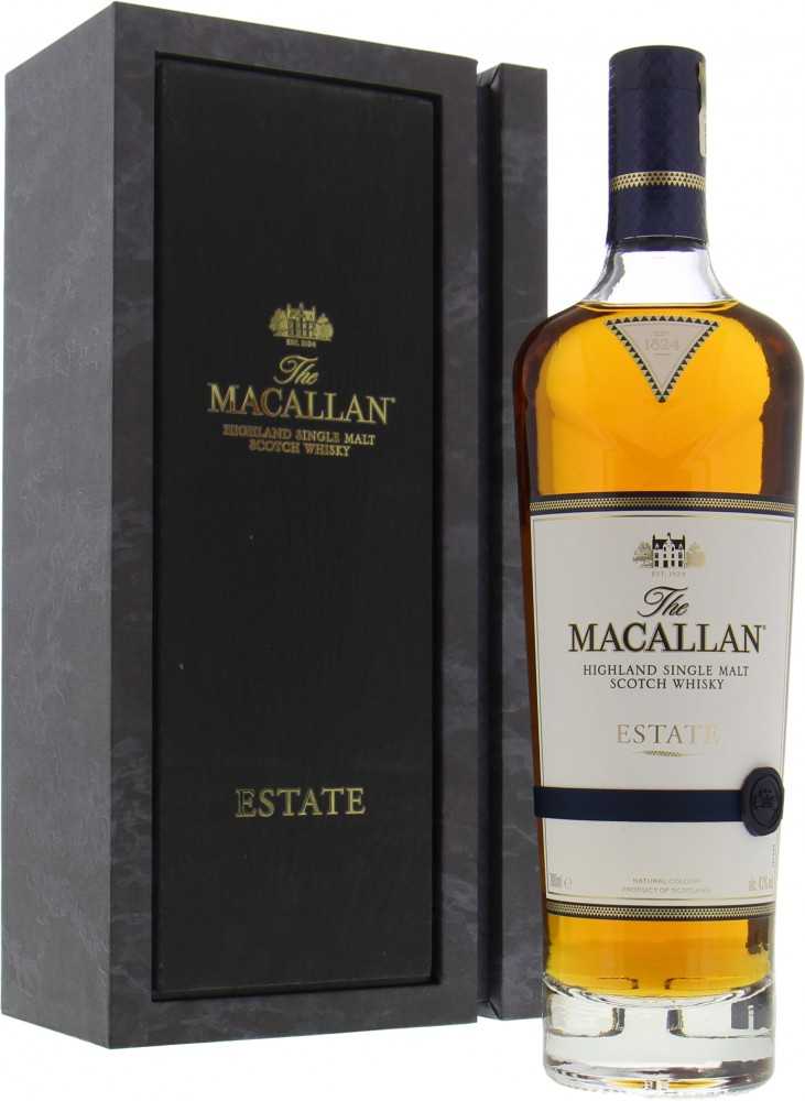 Macallan - Estate 2019 43% NV