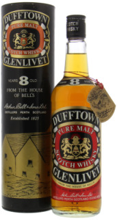 8 Years Old Pure Malt Bell's 40%
