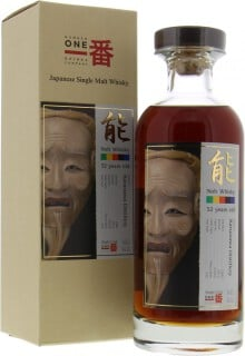 32 Years Old Noh Whisky Cask 3565 59.2%