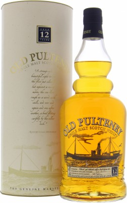 Old Pulteney - 12 Years Old 43% NV