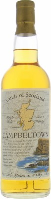 Campbeltown - Lands of Scotland 40% 1990