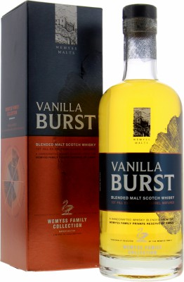 Vanilla Burst Wemyss Family Collection 46%Wemyss Malts -