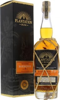 Barbados 7 years Old Single Cask 48.2%