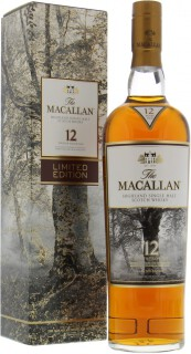 Macallan - 12 Years Old Albert Watson Limited Edition 2016 40%