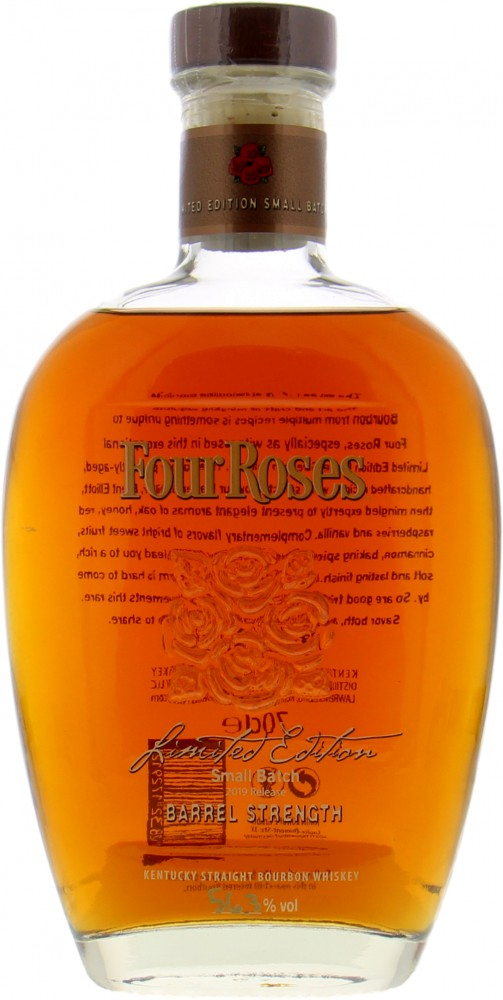 Four Roses  - Small Batch Release 2019 56.3% NV