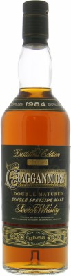 Cragganmore - 1984 The Distillers Edition CggD-6549 40% 1984