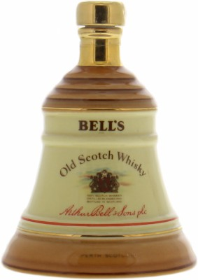Bell's Ceramic Decanter 43%Arthur Bell & Sons -