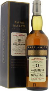 Auchroisk - 28 Years Old Rare Malts Selection 56.8%