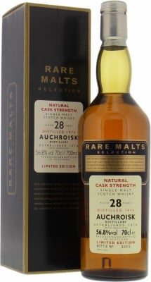Auchroisk - 28 Years Old Rare Malts Selection 56.8% 1974