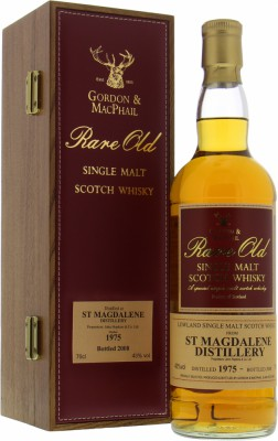 St. Magdalene - 1975 Gordon & MacPhail Rare Old 29 Years Old 43% 1975