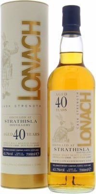 40 Years Old Duncan Taylor Lonach Collection Cask 3359 43.7%Strathisla -